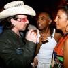Bono negozia con Ivete Sangalo?