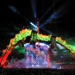 U2 Tour 360° - palco