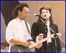 U2 Live Aid 1983