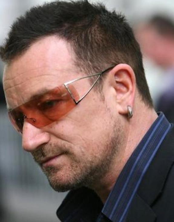 Лидер U2 Боно подтвердил информацию о том, что грядущее выступление на фест