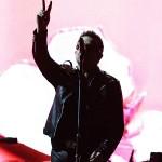 Bono Glastonbury Festival 2011
