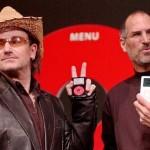 BONO APPLE JOBS U2