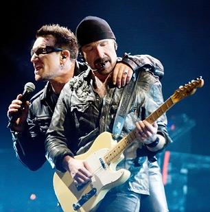 Bono e The Edge