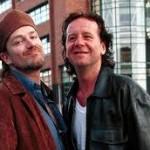 Bono e Jim Kerr