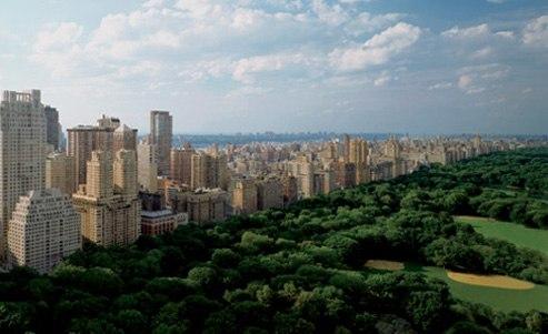 Adam clayton vende il suo appartamento di new york a bruce for Apartment with view of central park