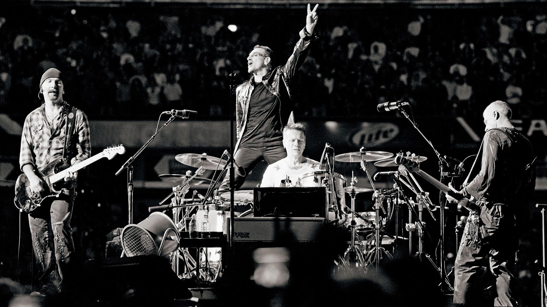 Gli U2 al secondo posto tra gli artisti con più incassi live dal ...