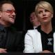 Bono e Charlize Theron