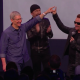 u2 apple tim cook