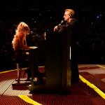 Bono e Lady Gaga