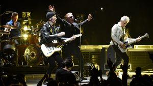 Gli U2 nel backstage parlano delle nuove tracce