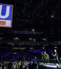 Photo © ArendJK [U2 eiTour Berlino 13 novembre 2018]