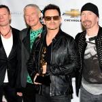 U2 Billboard 2011