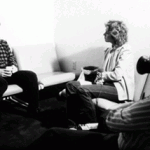 Bono e Cyndy Drue nel 1981