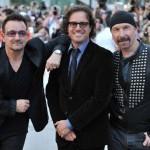 Bono The Edge e David