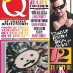 Q Magazine, copertina disco tributo U2 Achtung Baby