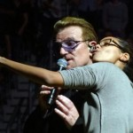 Sara Cipriano - U2 I+E Tour 2015 - Berlino 24 Novembre 2015