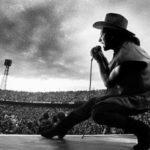 Bono, Rotterdam, 11 Luglio 1987 Foto @ Lux Van Rossen