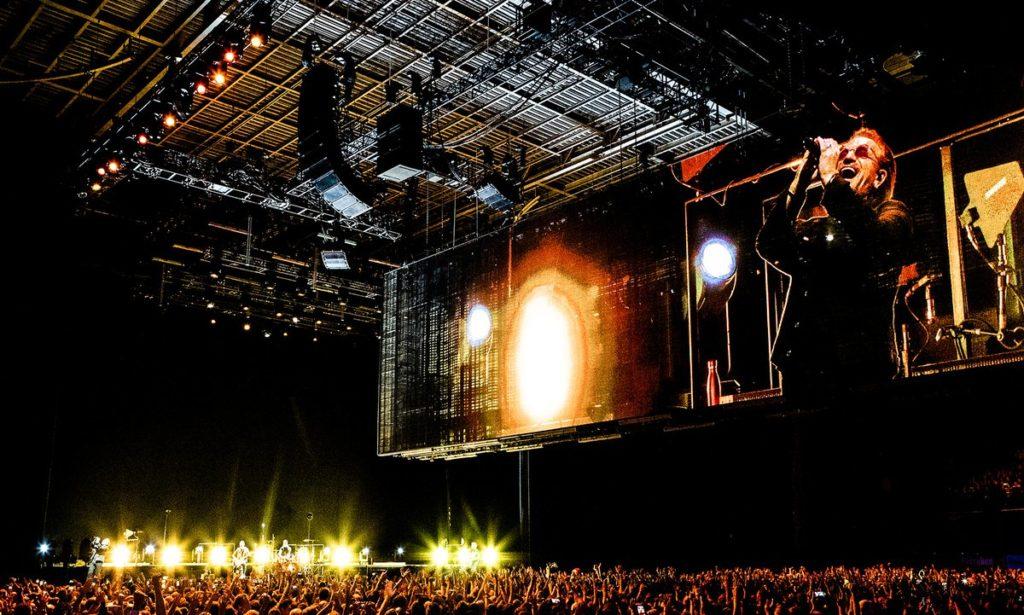 nuovo tour U2 nel 2019 in Australia | | U2360GRADI IT