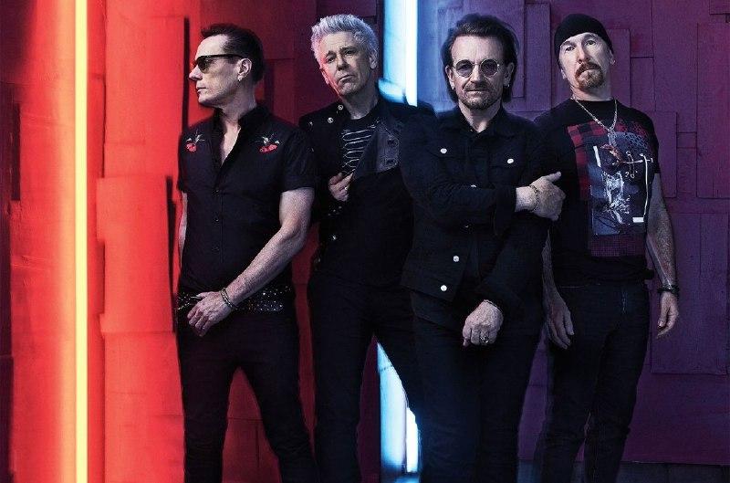 Gli U2 in nomination come