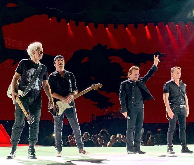 U2 The Joshua Tree Tour 2019 | U2360GRADI.IT
