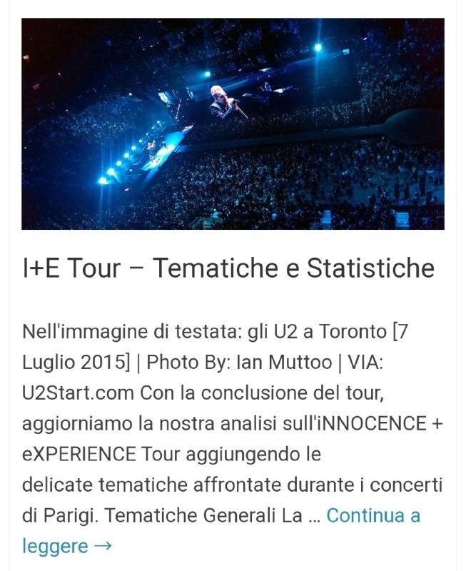 U2 The Joshua Tree Tour 2019   U2360GRADI.IT