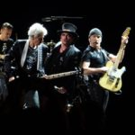 U2 5 dicembre 2019 The Joshua Tree Tour 2019 Tokyo - Photo © @daniDpVox